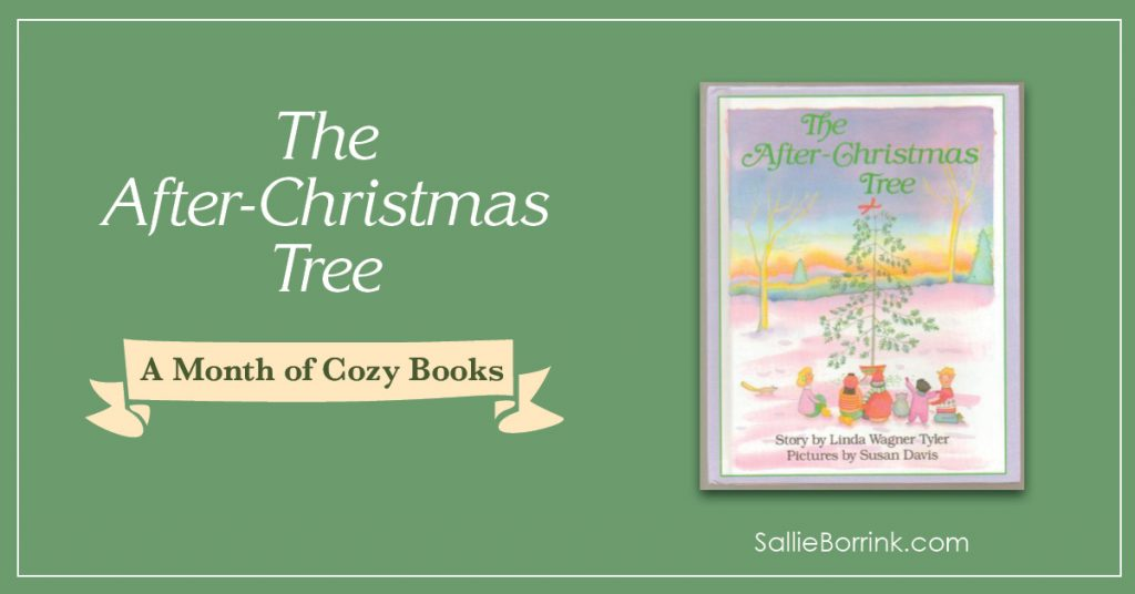 The After Christmas Tree - A Month of Cozy Books 2