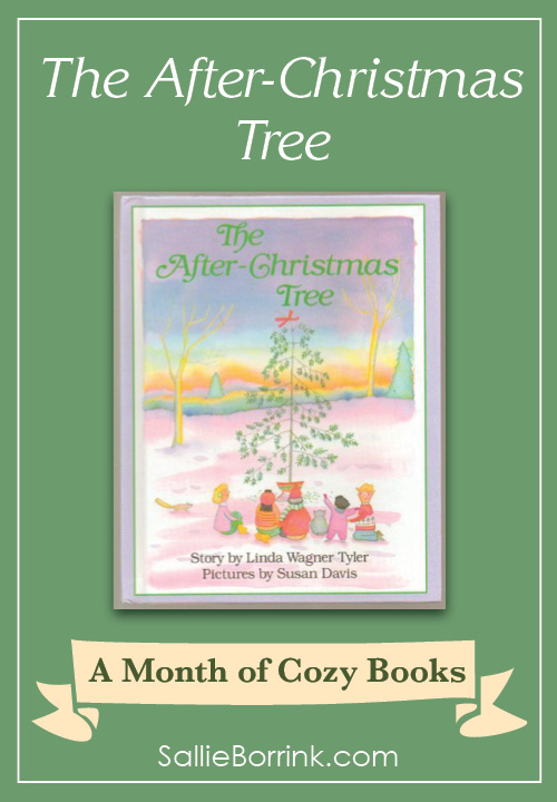 The After Christmas Tree - A Month of Cozy Books