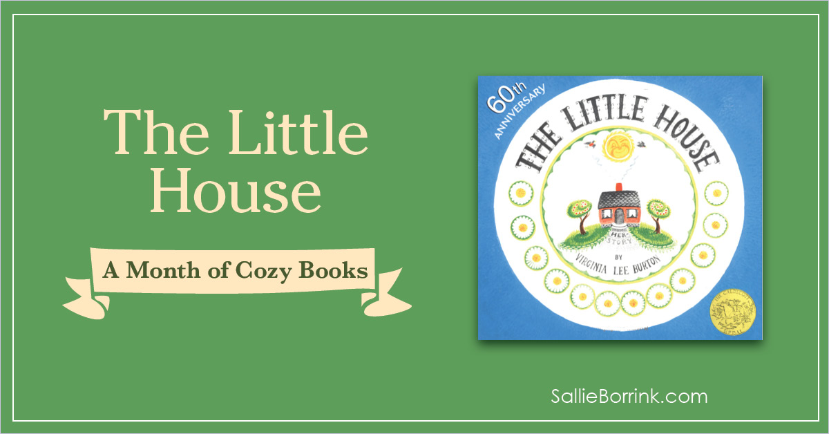 The Little House - A Month of Cozy Books 2