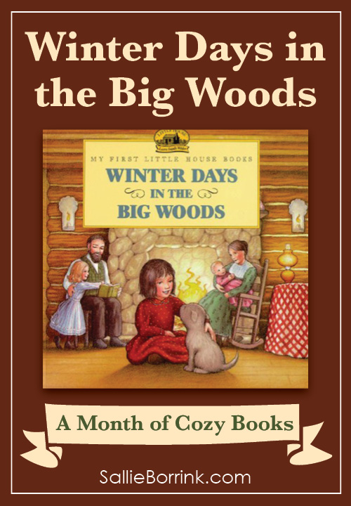 Winter Days in the Big Woods - A Month of Cozy Books
