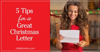 5 Tips for a Great Christmas Letter 2