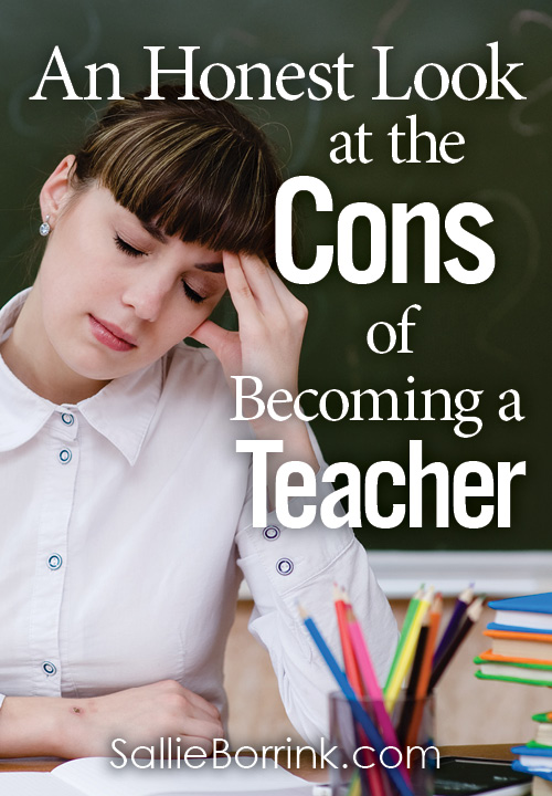 An Honest Look at the Cons of Becoming a Teacher