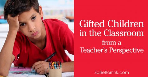 Gifted Children in the Classroom from a Teacher's Perspective 2