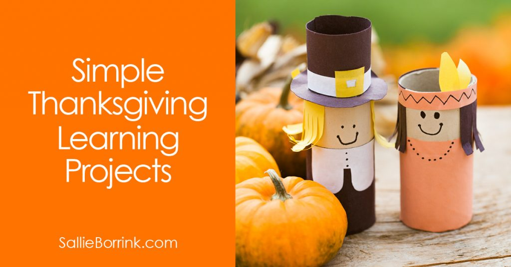 Simple Thanksgiving Learning Projects 2