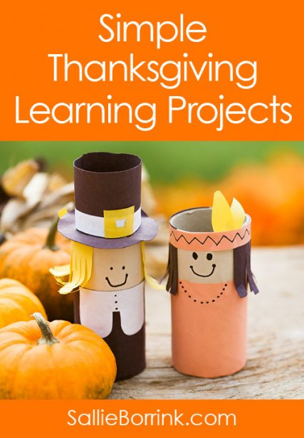 Simple Thanksgiving Learning Projects