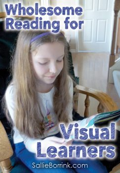 Wholesome Reading for Visual Learners