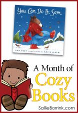You Can Do It, Sam – A Month of Cozy Books