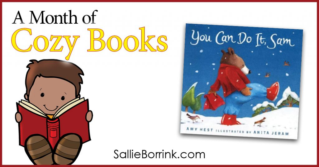 You Can Do It Sam - A Month of Cozy Books 2