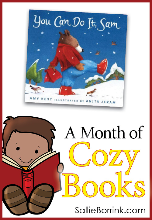 You Can Do It Sam - A Month of Cozy Books