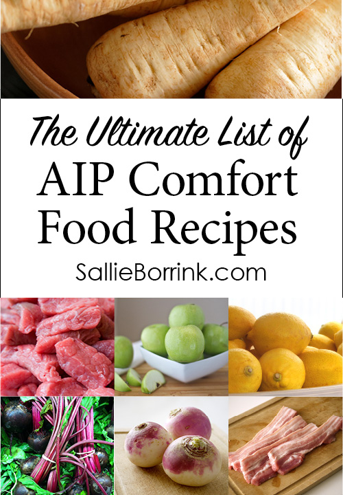 The ultimate list of aip comfort food recipes sallieborrink the ultimate list of aip comfort food recipes forumfinder Images
