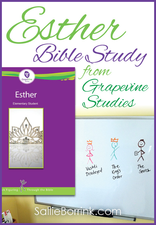 Esther Bible Study from Grapevine Studies