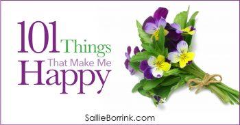 101 Things That Make Me Happy 2