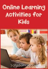 Online Learning Activities for Kids
