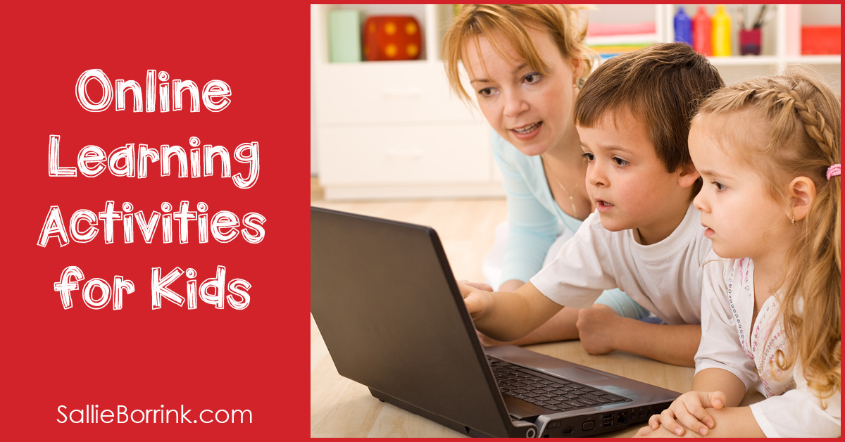 Online Learning Activities for Kids 2