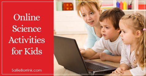 Online Science Activities for Kids 2