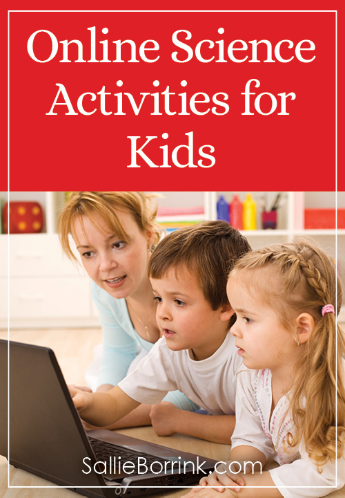 Online Science Activities for Kids