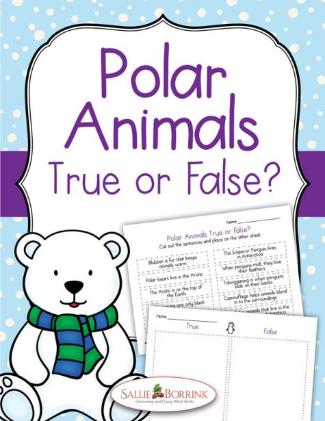 Polar Animals True or False