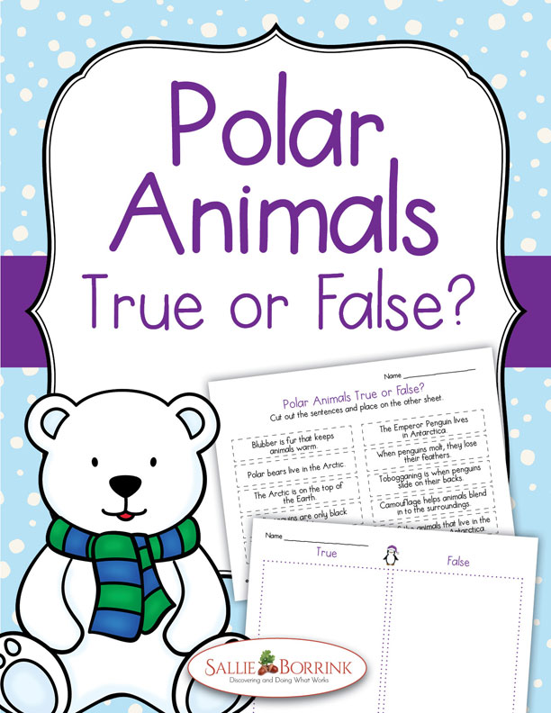 Polar Animals True or False?