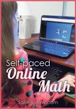 Self-paced Online Math with Redbird Mathematics