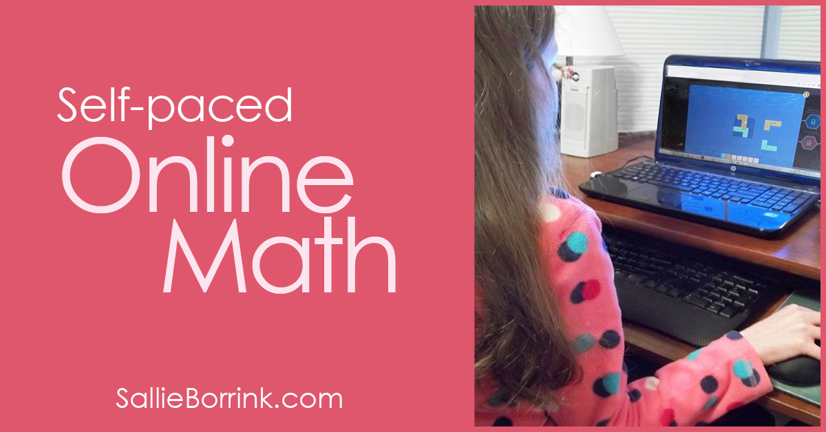 Self-paced Online Math with Redbird Mathematics 2
