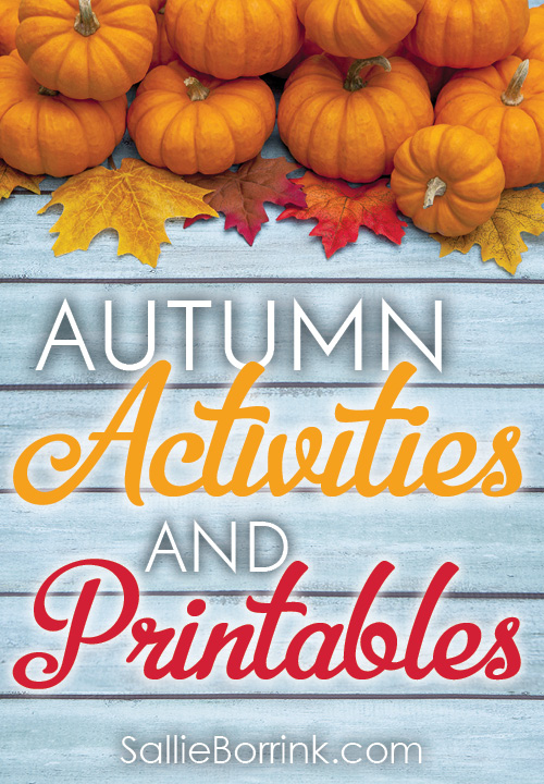 Autumn Activities and Printables