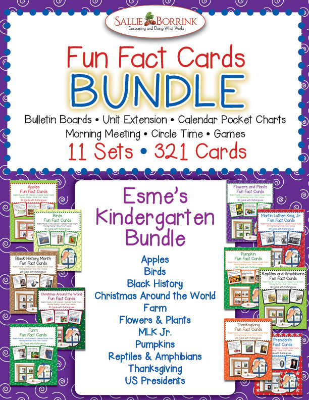 Esme's Kindergarten Bundle
