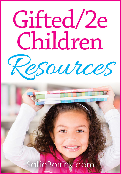 Gifted and 2e Children Resources