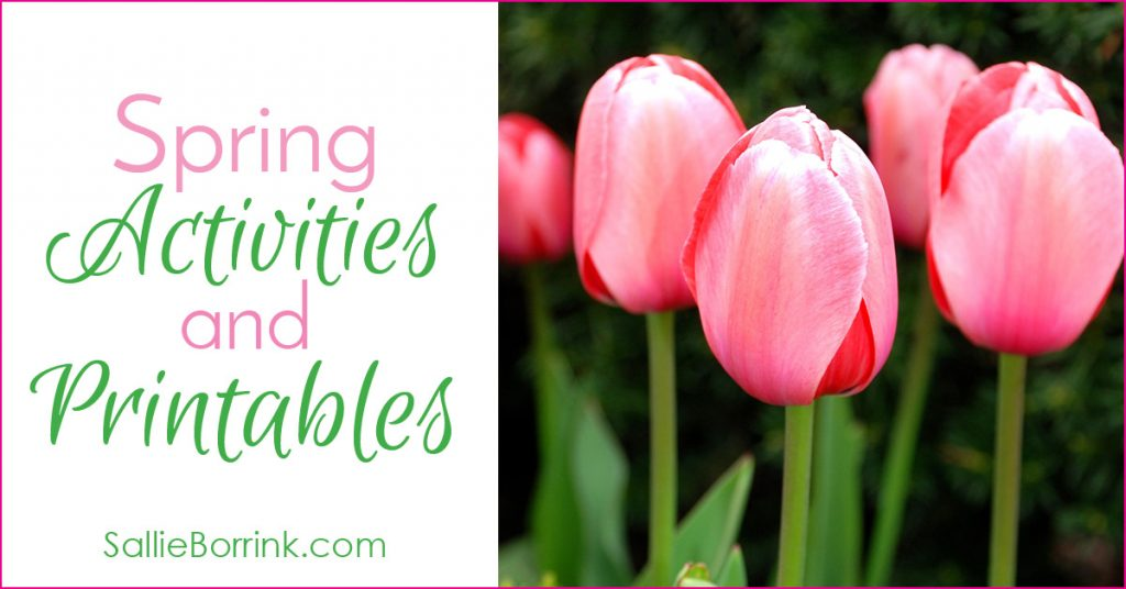 Spring Activities and Printables 2