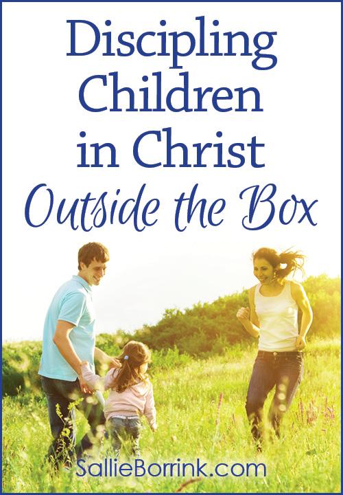 Discipling Children in Christ Outside the Box3