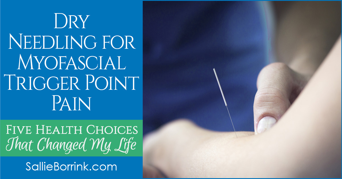Dry Needling for Myofascial Trigger Point Pain 2
