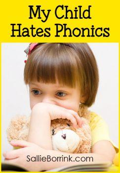 My Child Hates Phonics