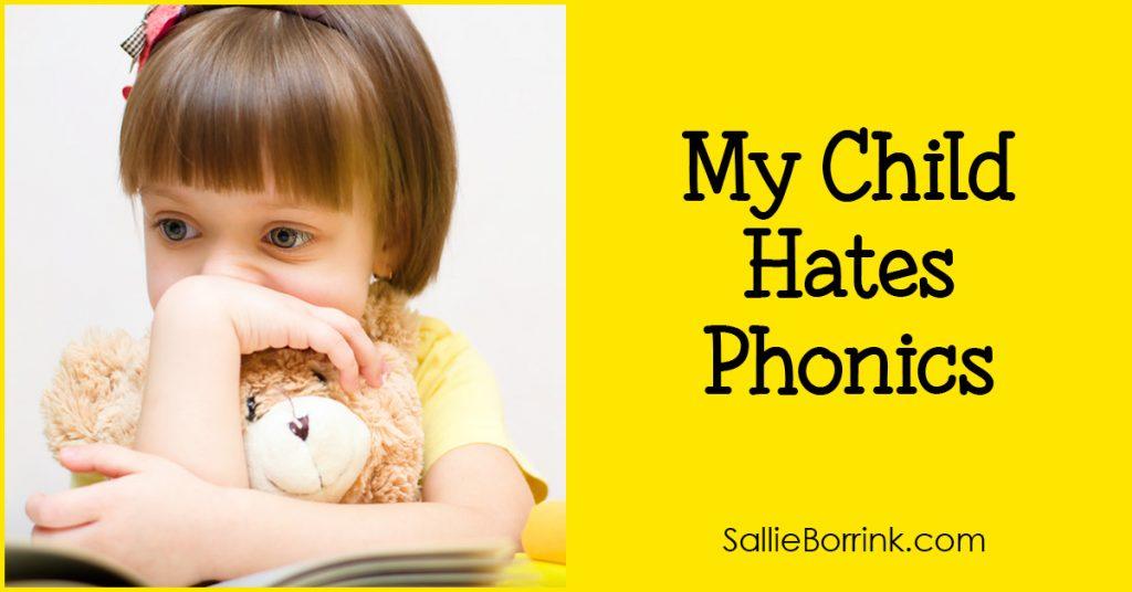 My Child Hates Phonics 2