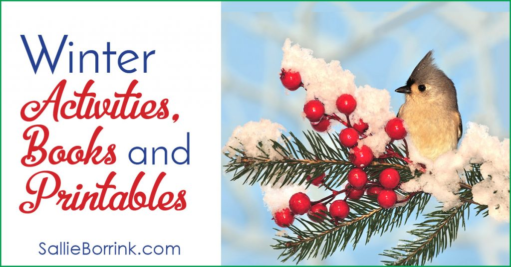 Winter Printables, Books and Activities 2