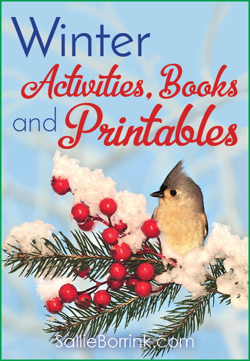 Winter Printables, Books and Activities