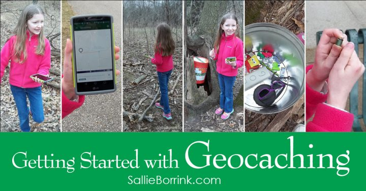Getting Started with Geocaching 2