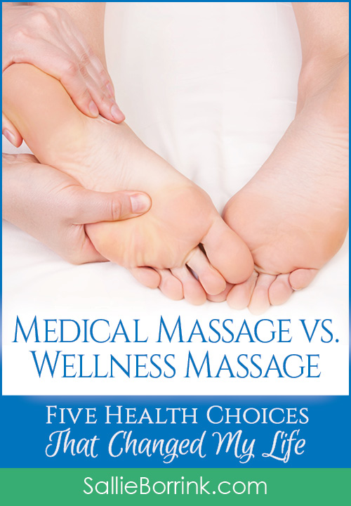 Medical Massage versus Wellness Massage