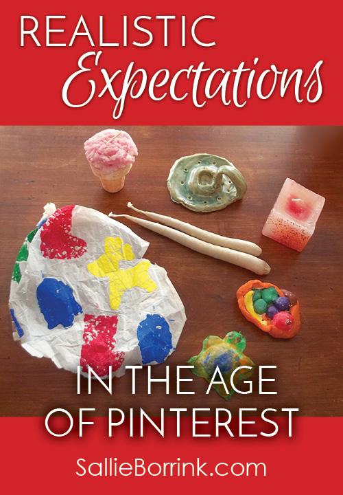 Realistic Expections in the Age of Pinterest 2