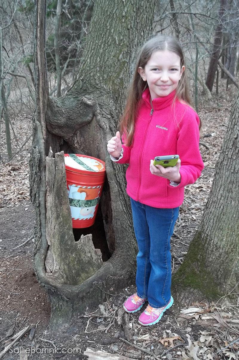 geocaching first find