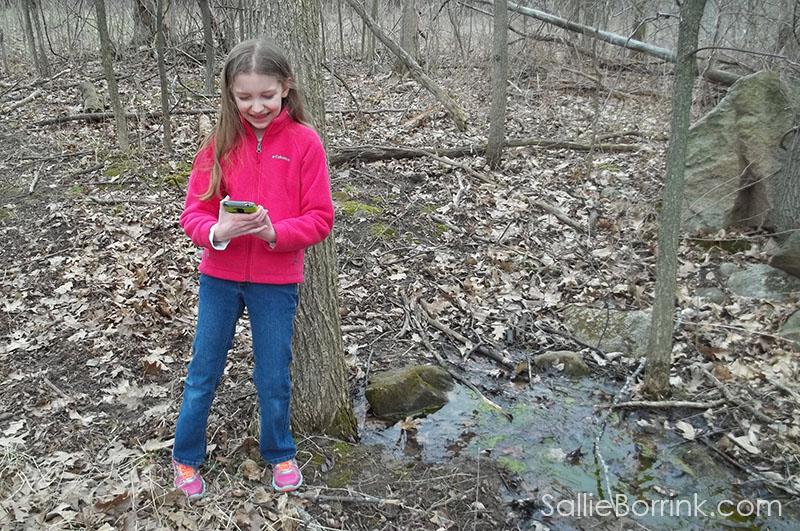 geocaching natural spring