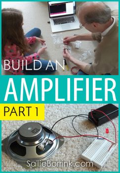 Building a Amplifier with EEME – Part 1