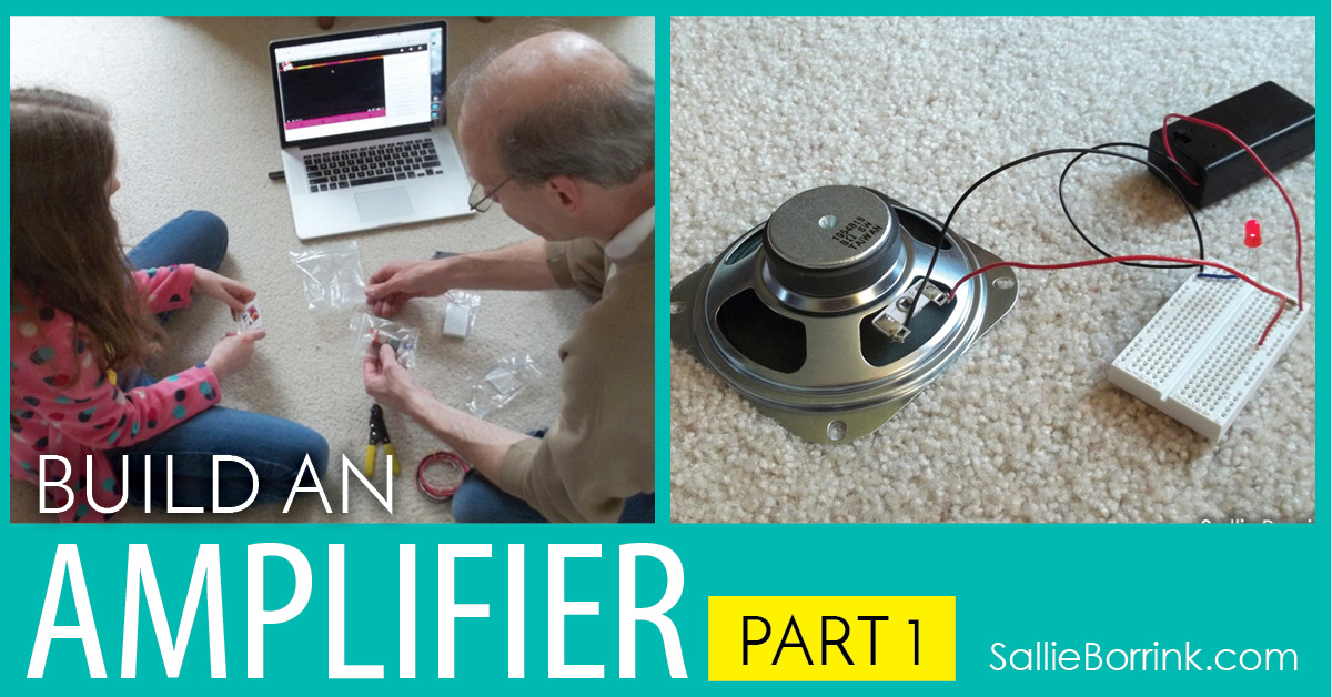 Build an Amplifier - Part 1 wide