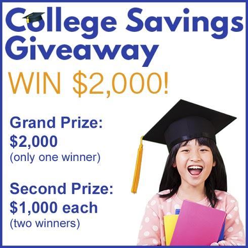 College Saving Contest Square