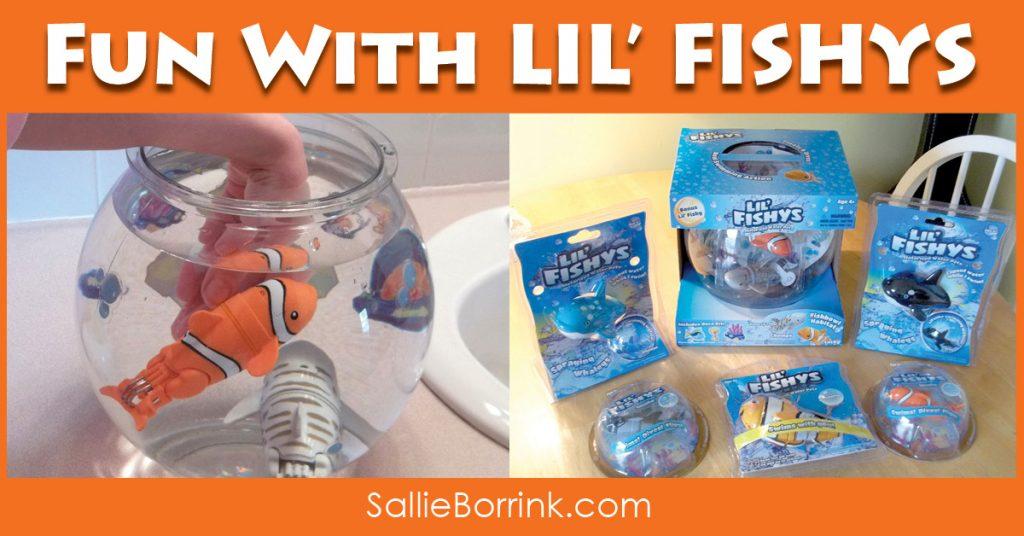 Fun With Lil' Fishys 2