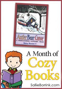 Antler, Bear, Canoe – A Month of Cozy Books