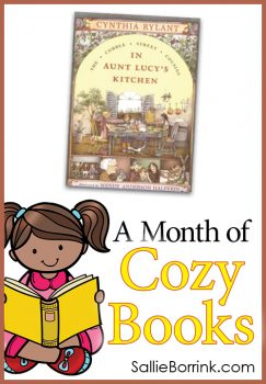 In Aunt Lucy's Kitchen – A Month of Cozy Books