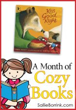 Kiss Good Night – A Month of Cozy Books