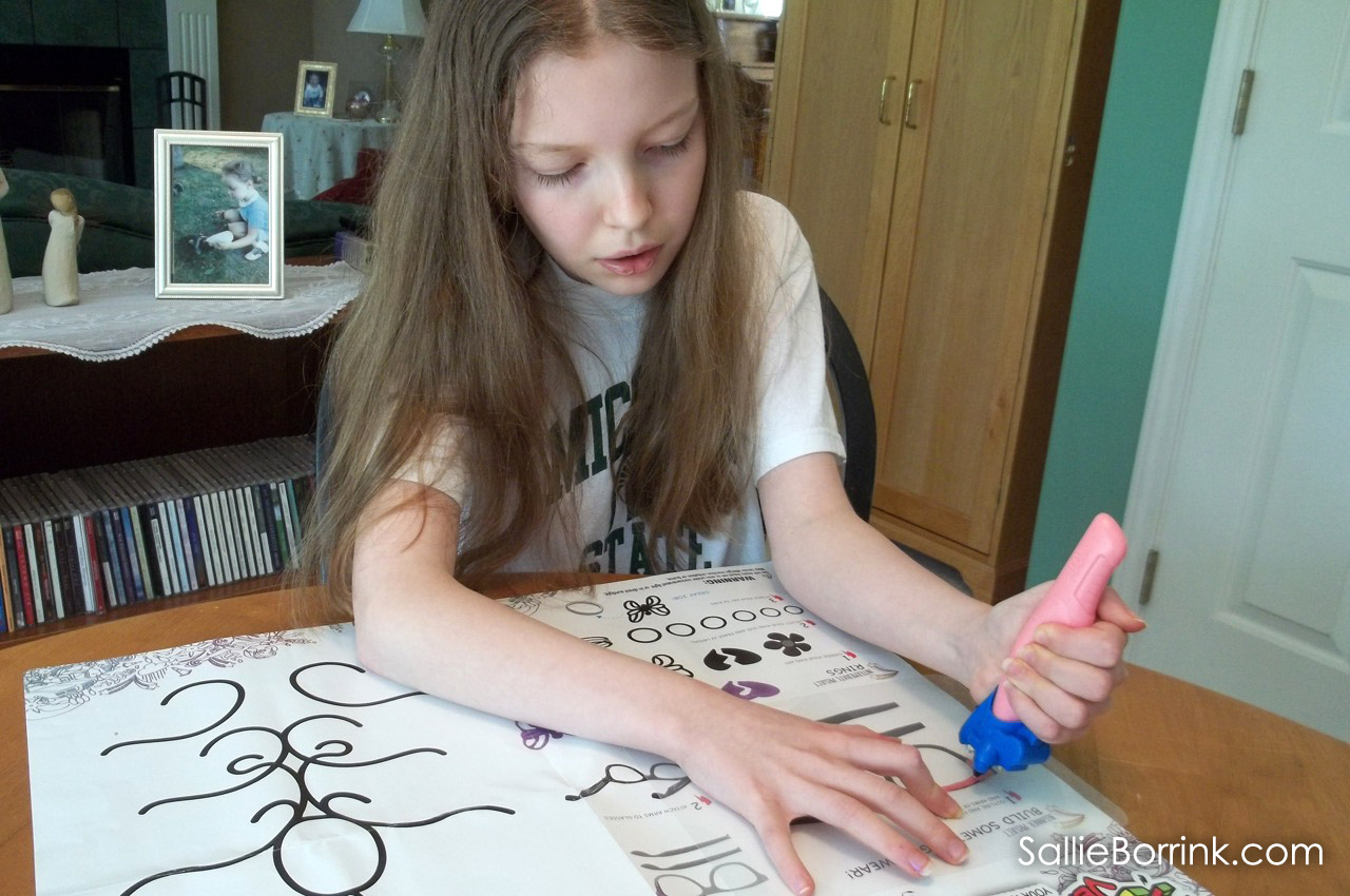 Creating with IDO3D Pens
