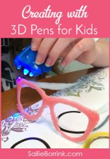 Creating with 3D Pens for Kids