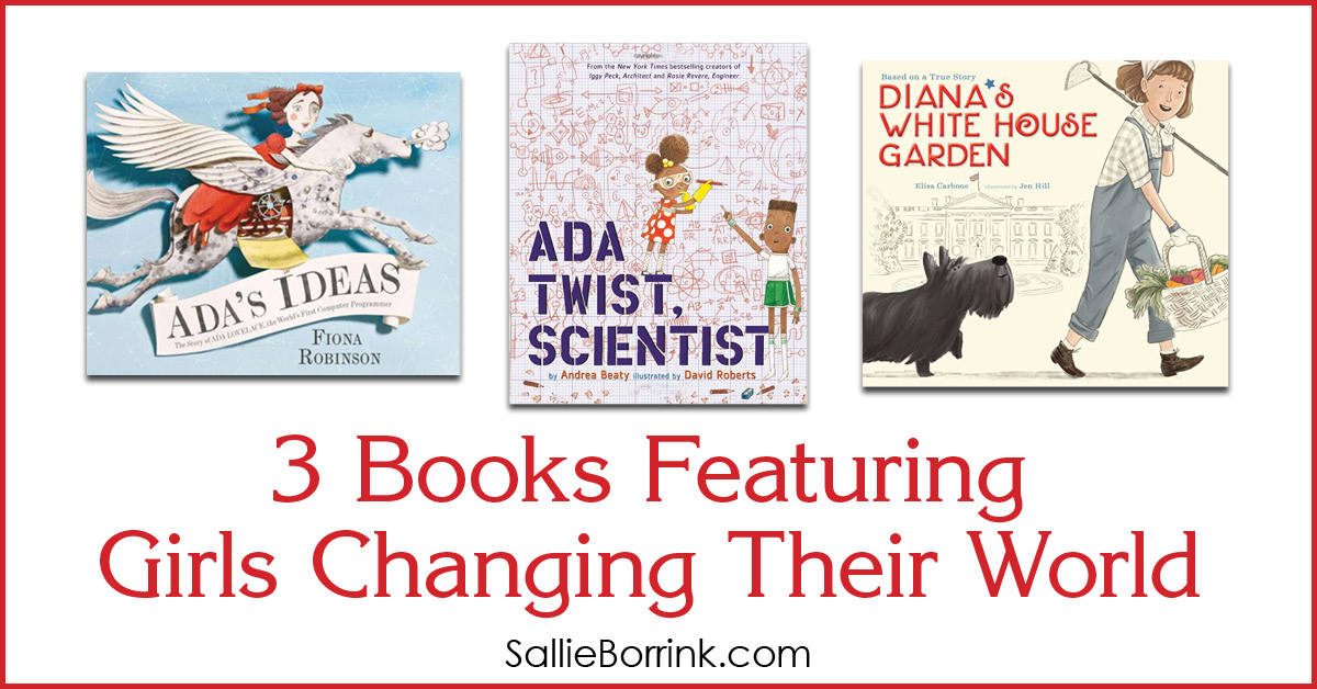 3 Books Featuring Girls Changing Their World 2