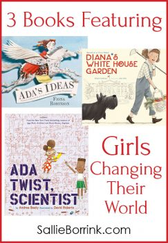 3 Books Featuring Girls Changing Their World